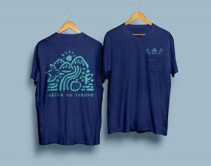 オリジナルデザインTシャツ