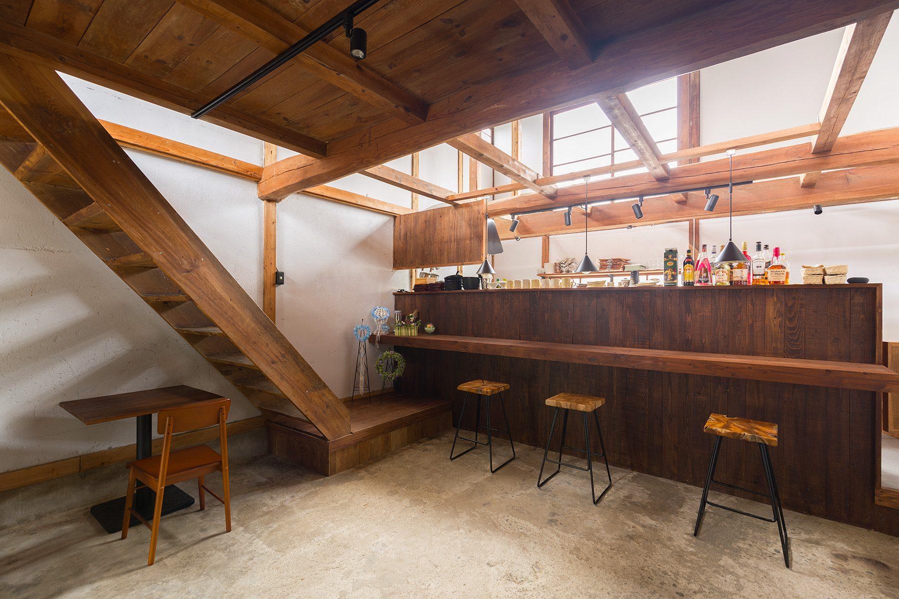 古民家bar
