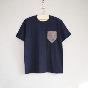 編み物Tシャツ